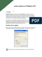 Cómo Compartir Archivos en Windows XP