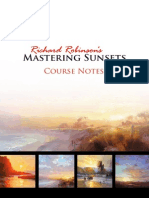 MasteringSunsets Notes