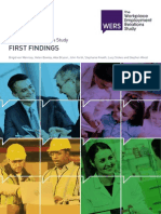 13 1010 WERS First Findings Report Third Edition May 2013
