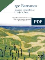 Bernanos, Georges - Los Grandes Cementerios Bajo La Luna [17025] (r1.0)