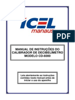CD 6000 Manual