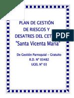 Plan de Defensa Civil 2014