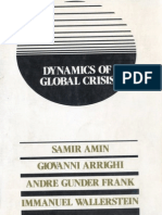 [1982 (1981)] André Gunder Frank y Otros. Crisis of Ideology and Ideology of Crisis (In