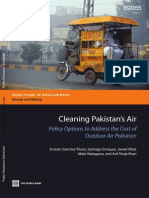 Cleaning Pakistan_s Air
