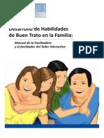 Manual Facilitador 2009