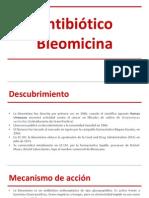 Antibiotico Bleomicina
