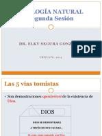 Diapositivas Segunda Sesión - TEOLOGÍA NATURAL