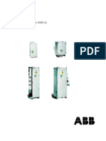 ABB DCS800 Drives Hardware Manual Rev E