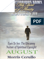 Eyes to See - The Uncanny Nature of Spiritual Eyesight - Morris Cerullo