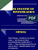 01. El Proceso de Investigación