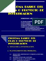 02. Esquema Básico Del Plan o Proyecto de i Nvestigación.