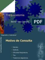 Traqueostomia - Bernin Vera c