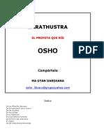 Zarathustra El Profeta Que Rie