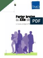 TMO Régions - Parler Breton au XXIe siècle