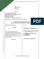 Marlene Pinnock lawsuit