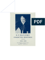 H.P. Blavatsky - Collected Writings - VOLUME IV (1882 -1883)