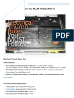 Electrical-Enginaeering-portal.com-Electrical Thumb Rules You MUST Follow Part 1