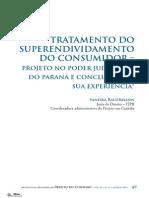 Tratamento Superendividamento Consumidor Bauermann