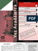 Voz Acadêmica - 2006-05 - LII-II