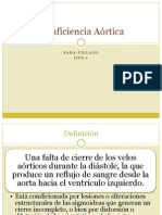 Insuficiencia Aórtica