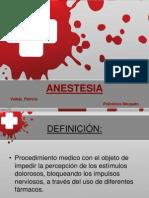 Presentacion Anestesia