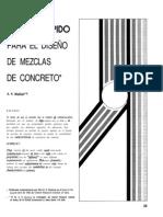 Metodo Rapido Diseño Mezclas