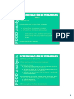 Microsoft PowerPoint Tema 9 Vitaminas