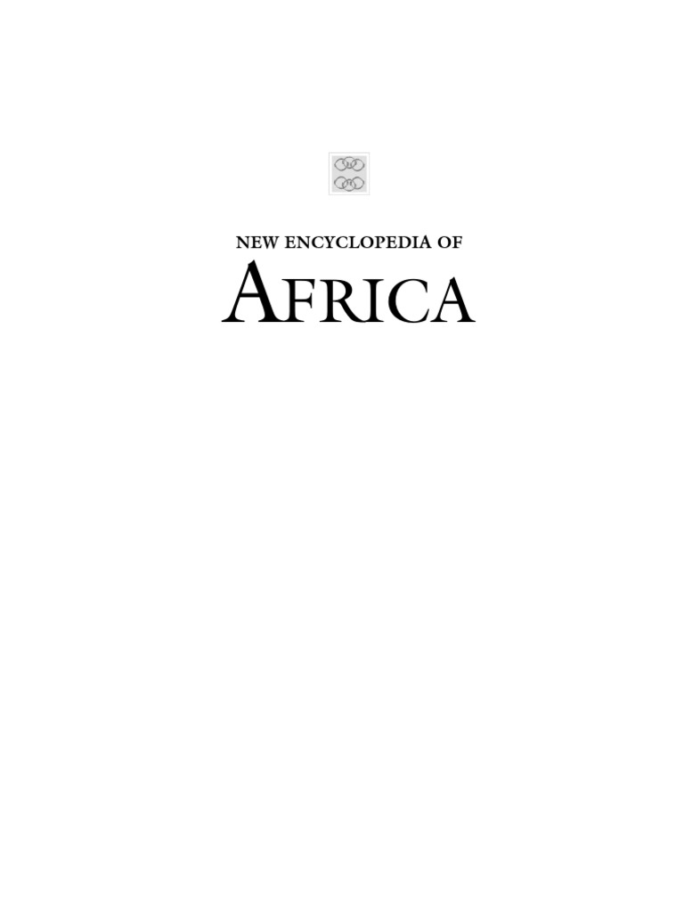 New_Encyclopedia_of_Africa Vol 4 pdf | Namibia | Nairobi