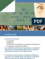 LA DIRECCION 01-09 (2).Pptexamenfinal