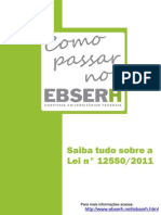 eBook Ebserh