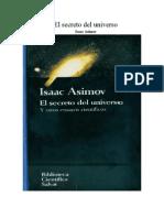Asimov, Isaac - El Secreto Del Universo