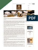 Operação Robusta Noticia Em 11 Abril 2013 Academia Do Café