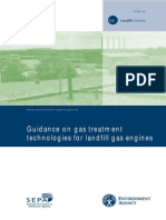 Guidance on Gas Treatment Technologies