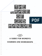 The Grace of God Manual (240p)