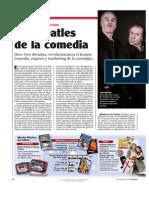 Los Beatles de La Comedia - El Regreso de Monty Phyton