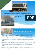 Jinnah International Airport Attack