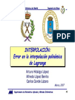 I5 Interpolacion Error OCW