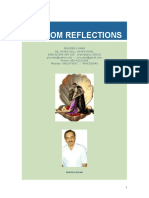 RANDOM REFLECTIONS
