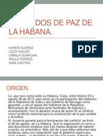 Acuerdos de Paz de La Habana