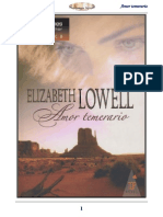 Lowell Elizabeth - Amor Temerario