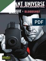 Harbinger Wars - Bloodshot