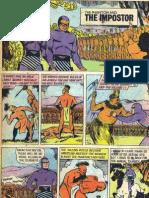 indrajal comics 004 - phantom - the phantom and the impostor