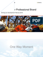 Creating Your Professional Brand