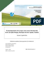 Globalización y Agricultura.