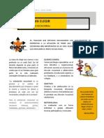 Brochure - Programa Elegir (1)
