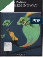 Padura Fuentes, Leonardo--Adiós, Hemingway (2006)