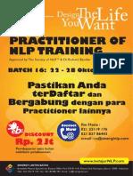 Info Practitioner Of NLP