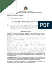 Resolucion No. 3-2012 - Ompa. Refrendada.