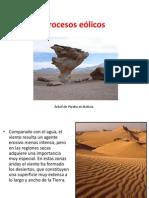 Procesos eolicos