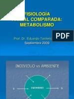 Clase 6. Metabolismo